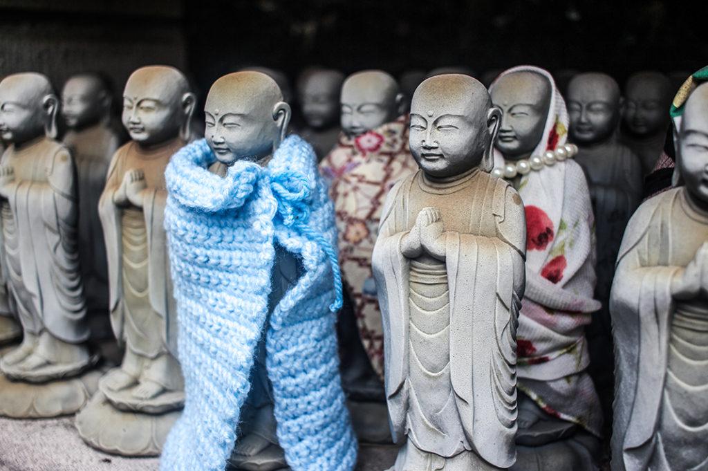 Jizo at Josenji Temple
