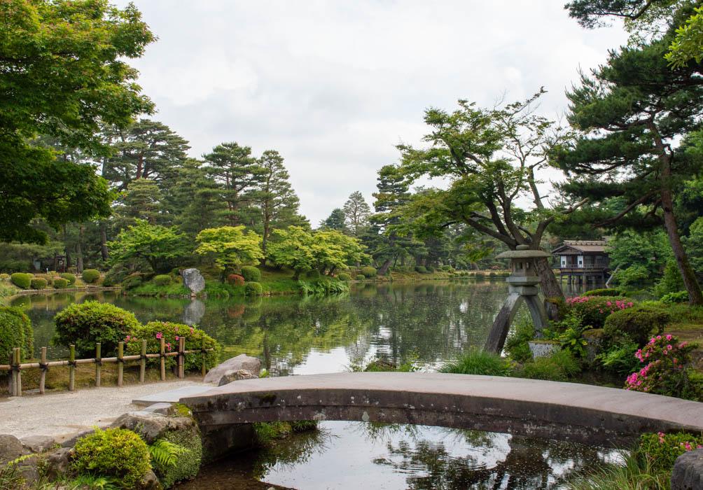 Beautiful Kenrokuen Garden