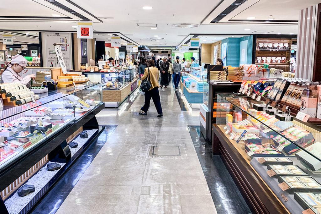 Tokyu Food Show Depachika at Shibuya Station