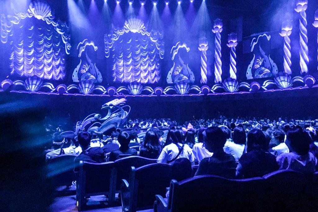 Mermaid Lagoon Theatre, Tokyo DisneySea
