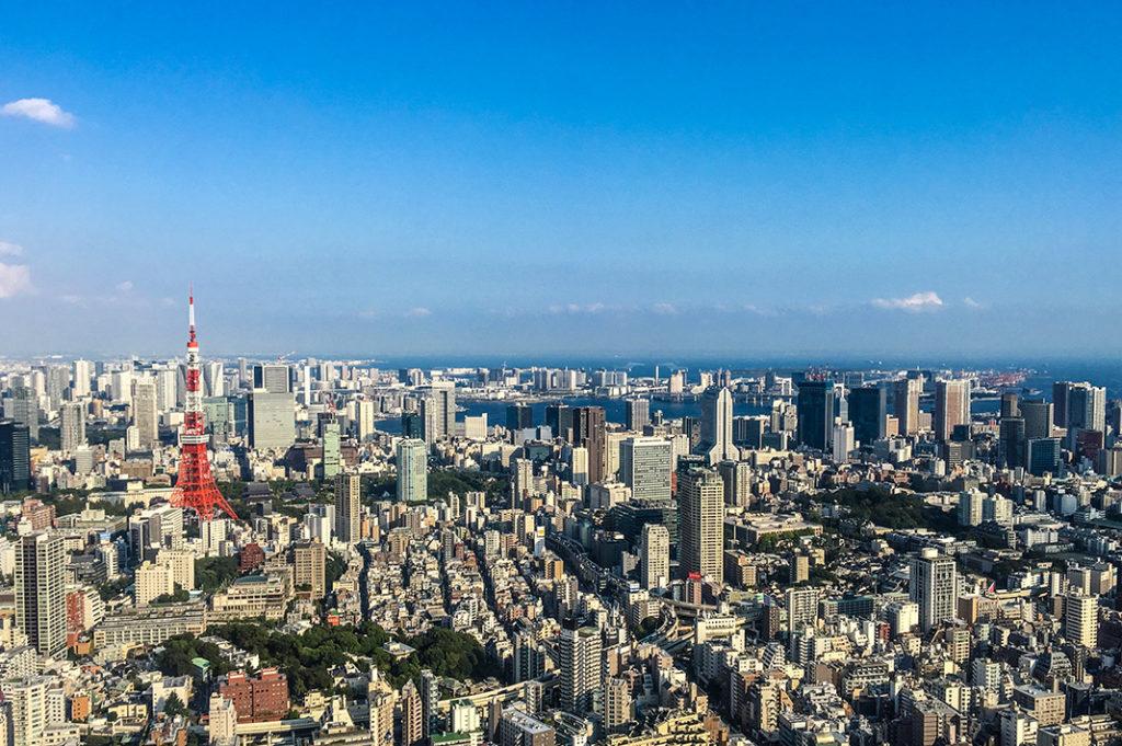 Lovely Tokyo views