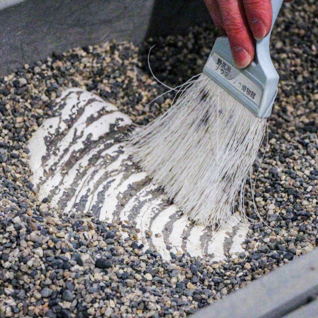 Finding fossils at Nojiriko naumann elephant museum