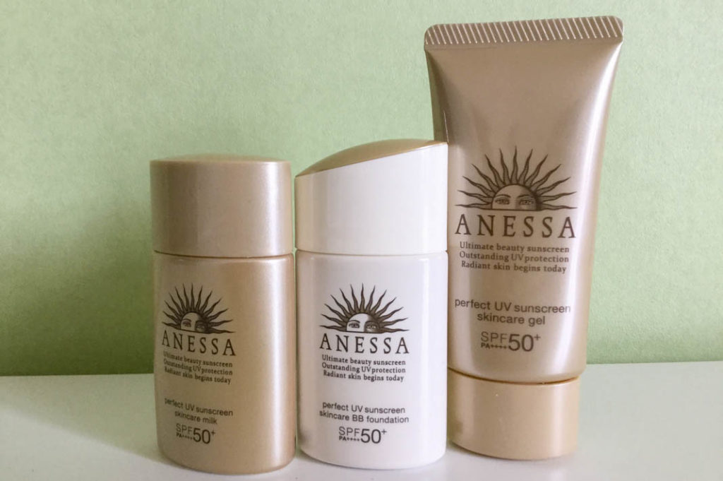 Annessa sunscreen, a perfect fusion of beauty product and skincare.