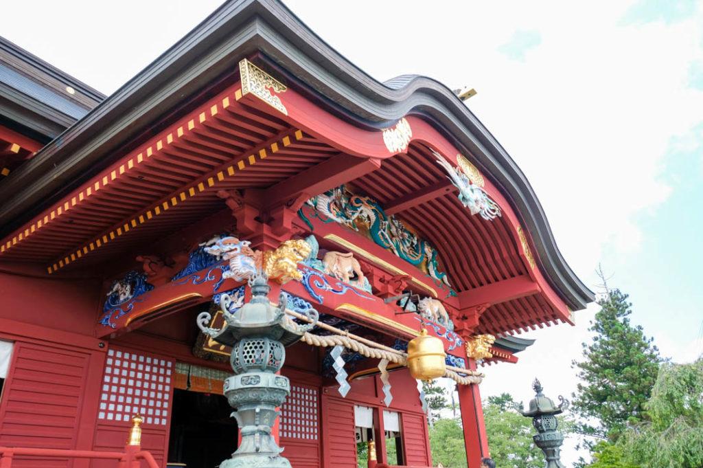 Musashi Mitake Shrine