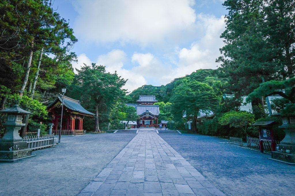 Tsuruoka Hamangu Shrine