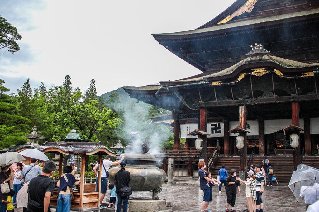 Things to do in Nagano city: visit Zenkoji