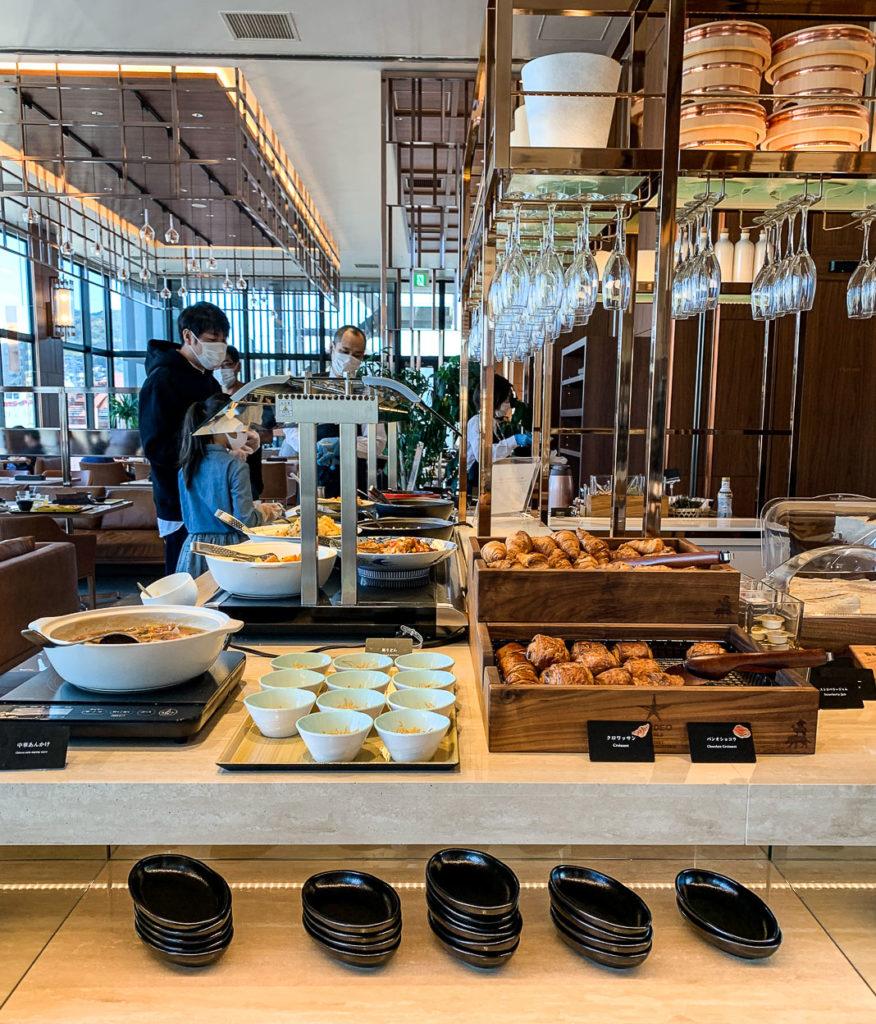 Breakfast Buffet at Candeo Nagasaki