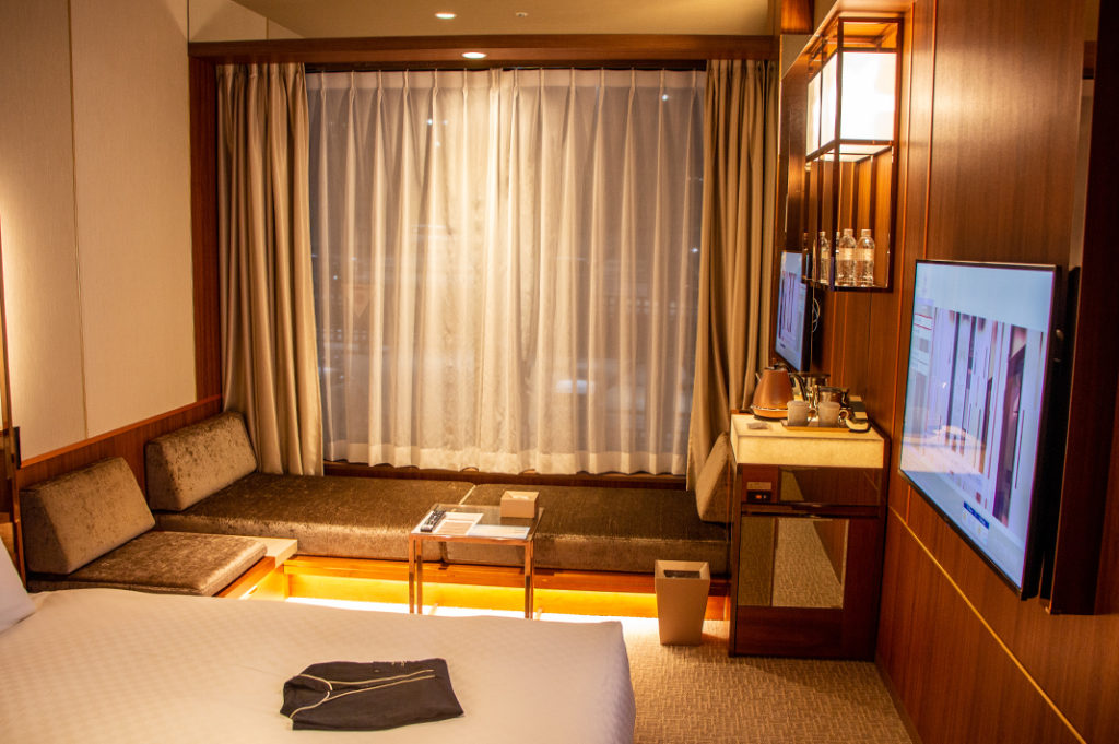 Candeo Nagasaki is one of our favourite places to stay in Nagasaki