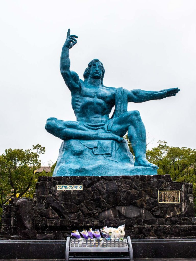 The Peace Statue