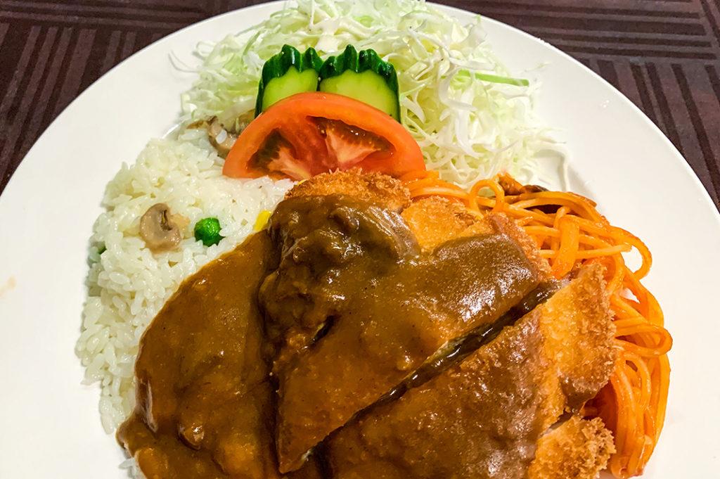 Turkish Rice at Tsuruchan Nagasaki