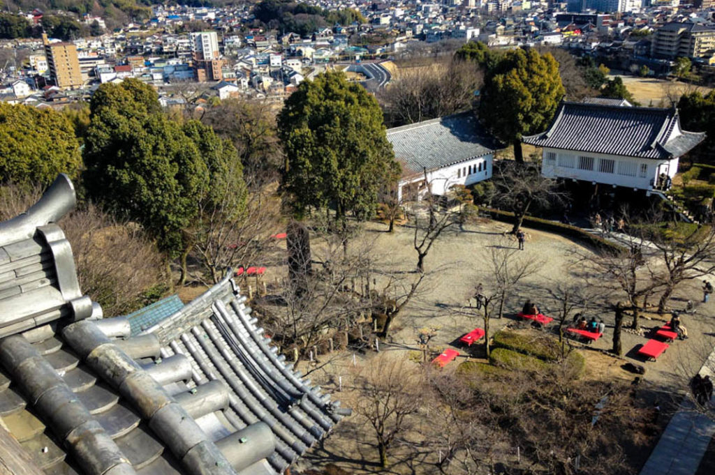 View of Inuyama City