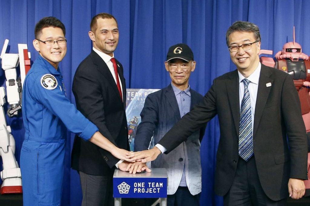 Unveiling the Yokohama Gundam Statue