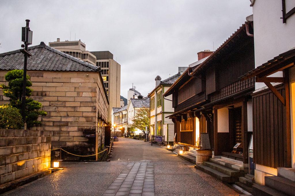Dejima, Nagasaki's Dutch trading post