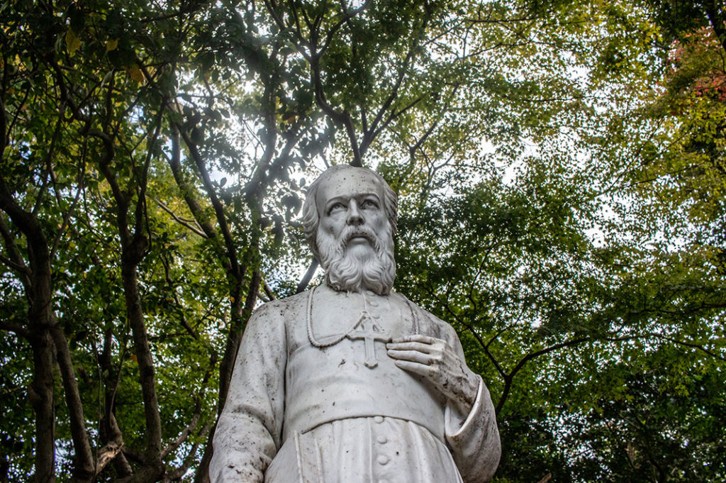 One of the most significant landmarks in Nagasaki's story of Christianity, and a must-see for history buffs, is Oura Catholic Church.