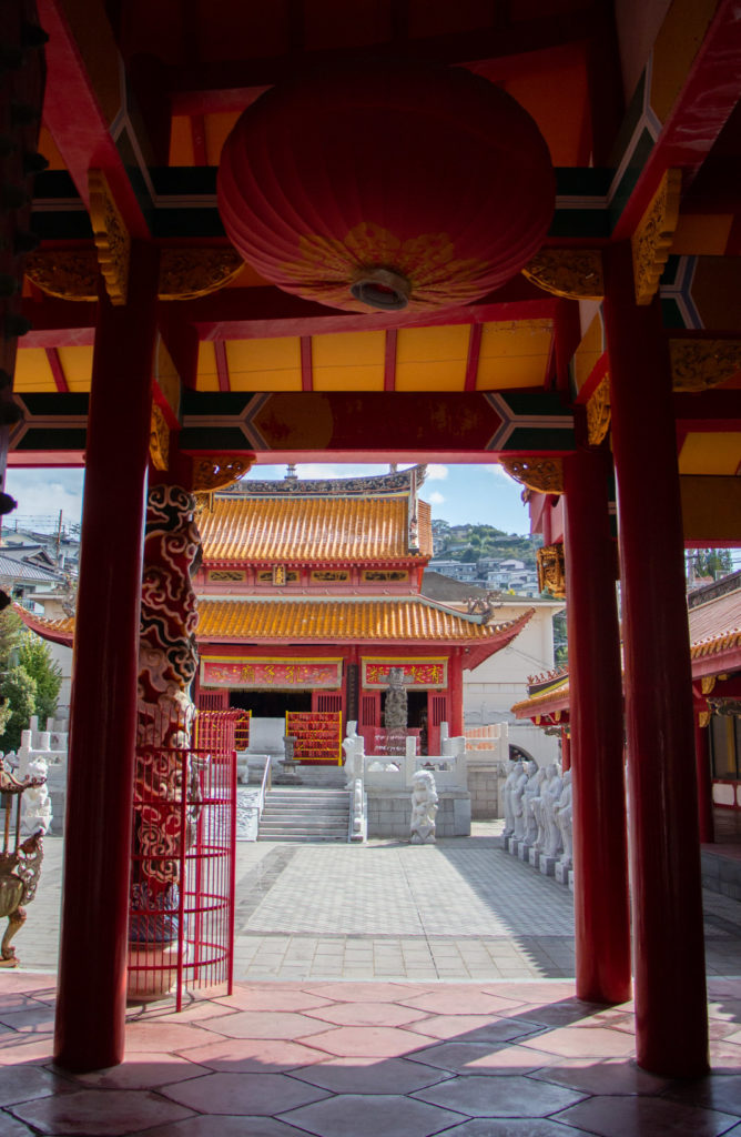 Confucius Shrine is the only authentic Chinese-style mausoleum in Japan, featuring rare objects, national treasures and Chinese architecture.