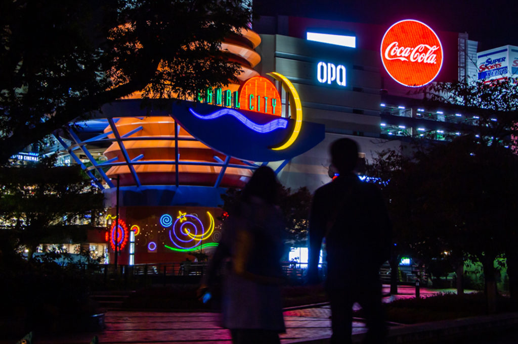 Canal City, with shops, a theatre, game centre, cinemas and hotels, is touted as one of the best places to shop in Fukuoka.