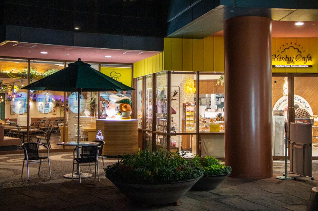 Themed Cafes like Kirby Cafe