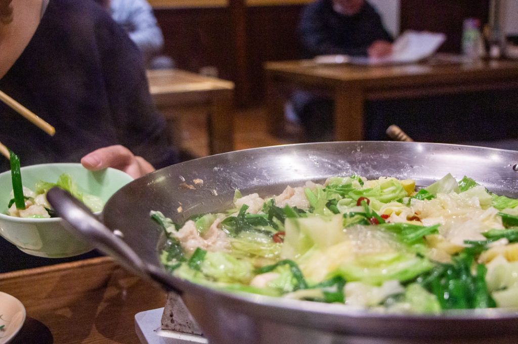 When it comes to regional dishes in Fukuoka, Motsunabe features on the culinary checklist right alongside Hakata ramen and yatai food stalls.