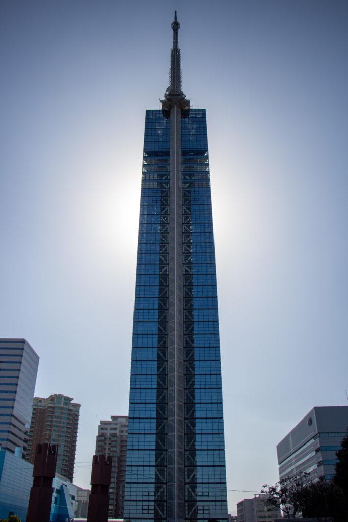 One of the best observation decks in Fukuoka.