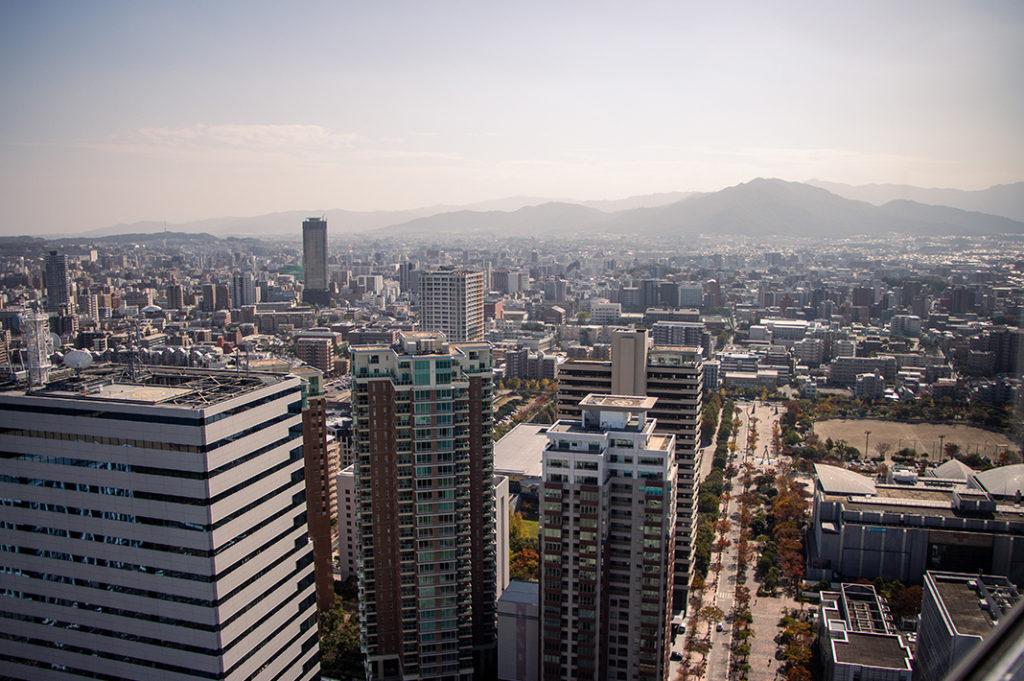 Fukuoka views