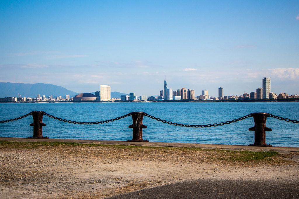 Views of Fukuoka