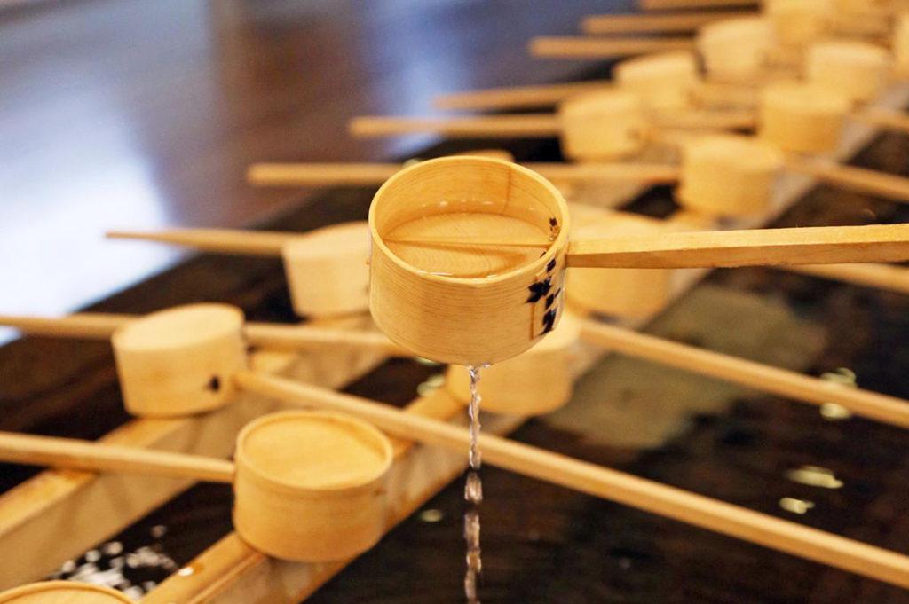 Temizu, water purification