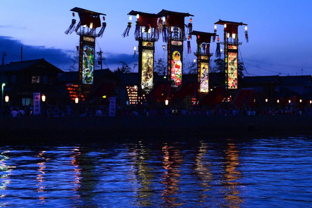 Noto Peninsula Kiriko Festival